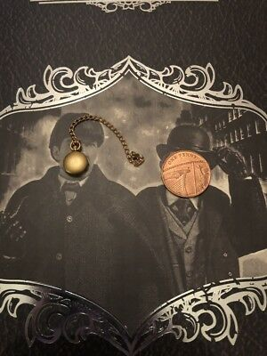 Big Chief Studios BCS Dr Watson Abominable Bride Pocket Watch loose 1/6th scale