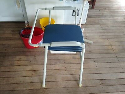 Patterson Medical Bedside Commode Chair