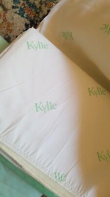 2 Kylie Bed Supreme Protector Sheet with Waterproof Backing