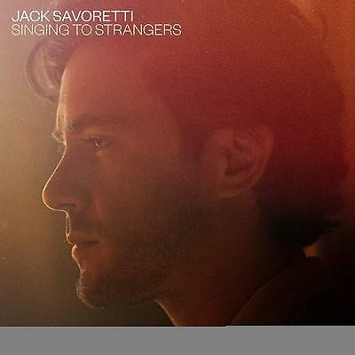 JACK SAVORETTI 'SINGING TO STRANGERS' Deluxe Edition CD (+ Photo Book) (2019)