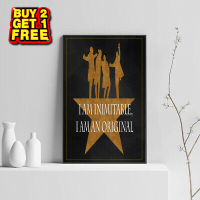 Hamilton Musical, Famous Quotes, Art, Print, Posters, Inspirational, Word Art
