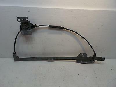 VW Transporter T4 1990 - 2004 Left Passenger Front Manual Window Regulator