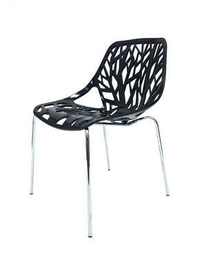 High Quality Black Tuscany Chairs, Bistro Chairs, Restaurant Chairs, Cafe Chairs