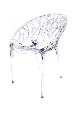 High Quality Clear Umbria Chairs, Restaurant Furniture, Garden Furniture