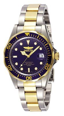 Invicta Mens 8935 Pro Diver Collection Two-Tone Stainless Steel Watch with Link