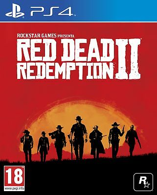 Juego Ps4 Red Dead Redemption 2 Ps4 857213