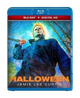 Halloween 2018 (Blu-Ray + Digital Hd Disc) Region Free