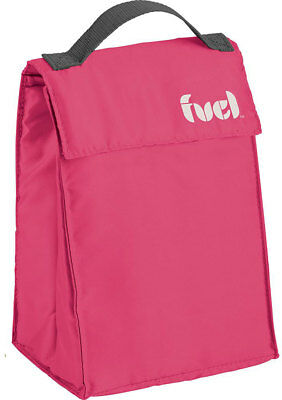 FUEL - Sacchetto Lunch Box Fucsia
