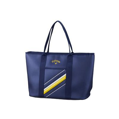 Callaway Golf Sport Ladies Tote Bag Navy 5919081 EMS w/ Tracking NEW