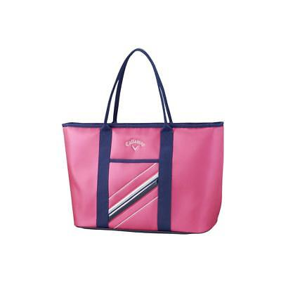 Callaway Golf Sport Ladies Tote Bag Pink 5919082 EMS w/ Tracking NEW