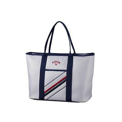 Callaway Golf Sport Ladies Tote Bag White 5919080 EMS w/ Tracking NEW