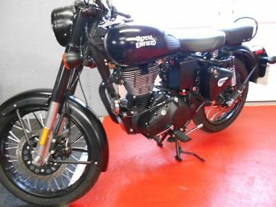 Royal Enfield Bullet 500 Classic Stealth Black