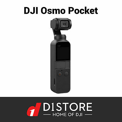 DJI Osmo Pocket Handheld Stabilized Action Camera Australian Stock & Warranty