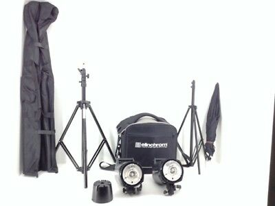 Flash Estudio Elinchrom 1000 Elc Pro Hd Kit Entero 4412624