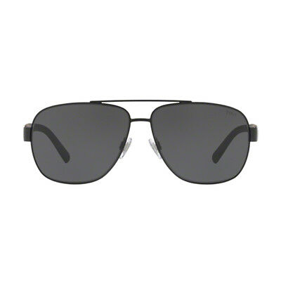 Gafas de Sol Sunglasses Polo Ralph Lauren PH 3110 9267   87 Black Grey 60 12 182878a55dde