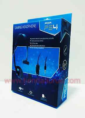 Cascos Auriculares Para Ps4 Pc Gaming