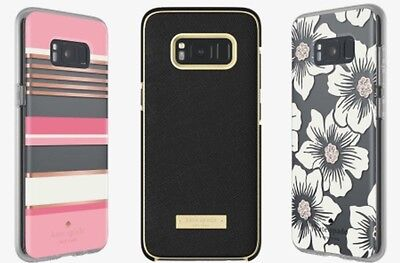 new styles e7231 3aaac OEM AUTHENTIC KATE Spade New York Case Cover Samsung Galaxy S8 and S8+ Plus