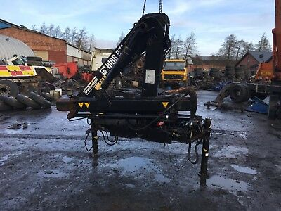 Hiab 070 071 090 choice of 8 ideal export