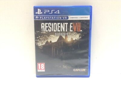 Juego Ps4 Resident Evil 7 Biohazard Ps4 4413194