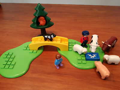 Playmobil Playmobil 6788 1.2.3 Spaziergang zur Sommerwiese