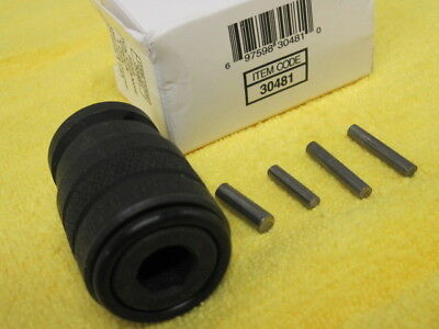 Flexco 30481 Quick Change Chuck *New In Original Package*