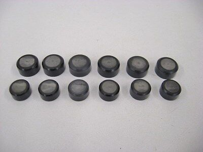 Valve Stem Caps - Lycoming IO-540 - Lot # A348