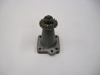 Fuel Pump Accessory Drive and Gear - Lycoming IO-540