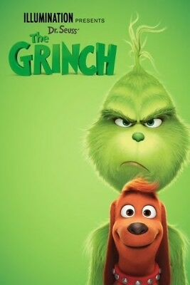 THE GRINCH - BLURAY 1080 - With English Subtitles - DIGITAL CODE ONLY