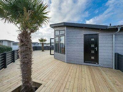 Holiday Home Luxury Lodge The Warren Abersoch Glass House Beat The Waiting List