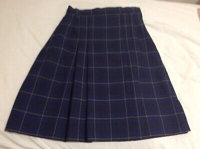 Canterbury Girls Secondary College, (Canterbury, Vic ) winter Skirt, SIZE 12