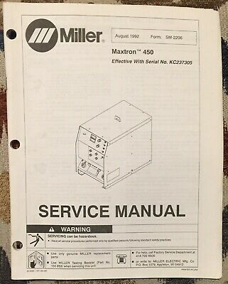 Arc Welder Service Manual