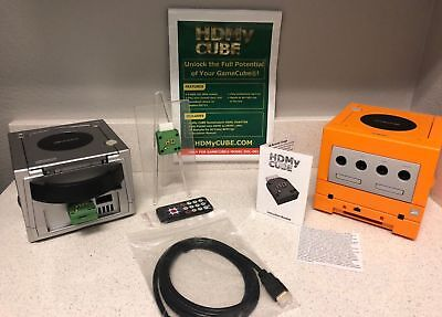 HDMy Cube Gamecube HDMI adapter for DOL-001 GCvideo GCHD GCPlug Most affordable