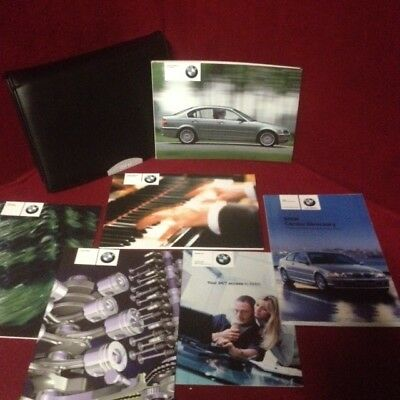 2003 BMW 3 Series Owners Manual