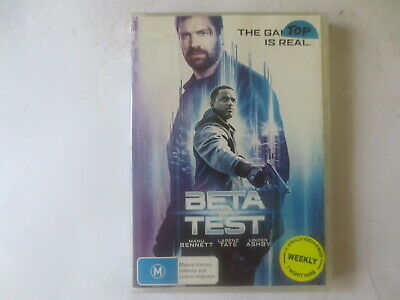 Beta Test DVD R4 #6346