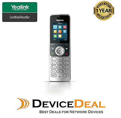 Yealink W53H SIP DECT IP Phone Additional Wirless Handset