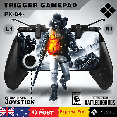 NEW Mobile Phone Gamepad Controller Ultra Game Shooter Trigger Joystick for PUBG
