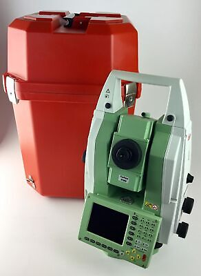 "Leica TS30 0.5"" R1000 Monitoring Robotic Total Station, Refurbished, Financing!"