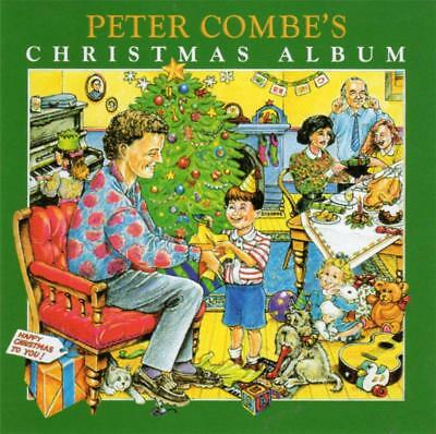 PETER COMBE - Christmas Album CD - from ABC for Kids Play School Fame