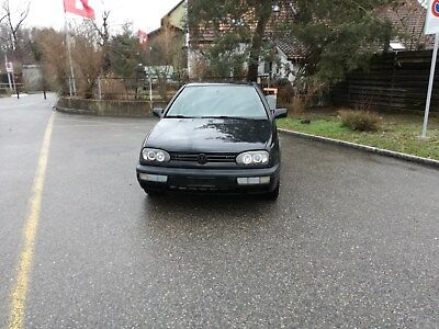 VW Golf VR6 Syncro