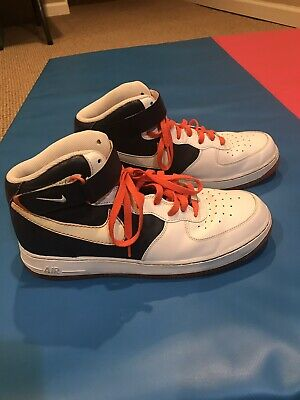 timeless design 95f71 5f7a6 Nike Air Force XXV Vintage 2007 Size 11 Basketball Shoes Sneakers 315123-411