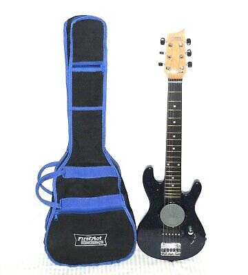 First Act Discovery Blue Electric Guitar Kids W Case