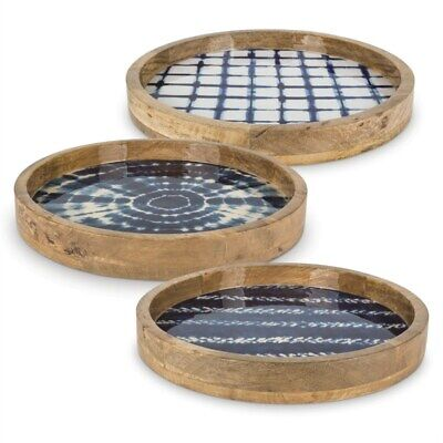 Trays Lone Elm (Set of 3)