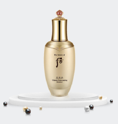 The History of Whoo Cheonyuldan Ultimate Regenerating Balancer - 150ml !!