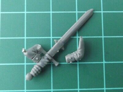 Warhammer Empire Free Peoples Freeguild Militia Great Sword & Arms