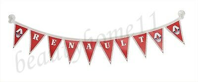 RENAULT Truck Decorating Strip Flags Banner Double Face With Cups