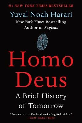 Homo Deus A Brief History of Tomorrow by Yuval Noah Harari[eBook]PDF/EPUB/Kindle