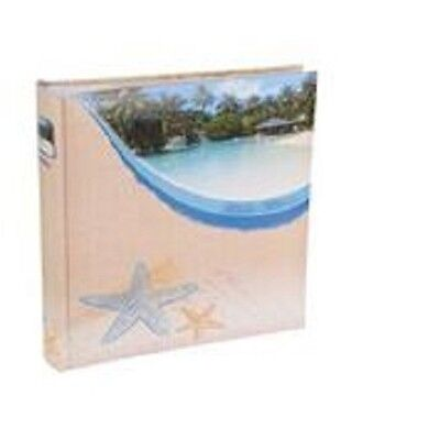 """Kenro Holiday Series - By the Pool Design Memo Album for 6""""x4"""" Photographs"""