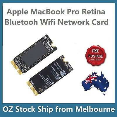 "Apple MacBook Pro Retina 13"" A1502 A1425 Wireless Wifi Airport Card BCM943602CS"