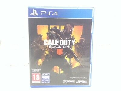 Juego Ps4 Call Of Duty: Black Ops 4 Ps4 4414788