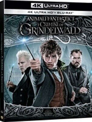 Animali Fantastici - I Crimini di Grindelwald (4K Ultra HD + Blu-Ray Disc)